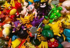 Pokemon Figures Nintendo YOU CHOOSE! Vintage TOMY, Jakks, & other brands Kanto