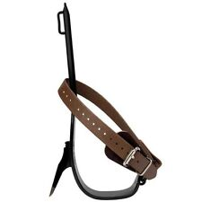 STEEL TREE CLIMBER WITH FOOT STRAPS – SB95089