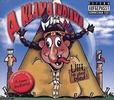 A klana Indiana Uiii, is des bled! (1999) [Maxi-CD]