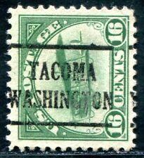 USA 1918 249 mit VORRAUSENTWERTUNG bei FLUGPOSTMARKE(D5977