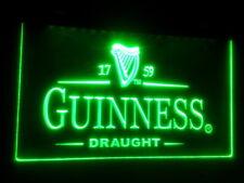 Guinness Vintage Logo Bier bar Leuchtreklame Neonzeichen Leuchtschild Leuchte
