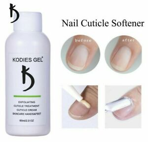 Cuticle Oil Gel Remover Professional Revitalizer Softener Treatment Nails Foot