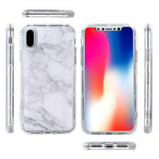 For iPhone 78 Marble pattern PC Full phone Cover Case frosted hard shell RF