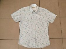 TED BAKER      Floral Print   Casual Shirt       Size 2 ( Fit S )