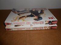 Kasumi Vol. 1-2 Manga Graphic Novel Book Lot in English
