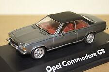 Opel Commodore B GS grau-schwarz 1:43 Schuco neu & OVP 2774