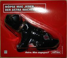 Astra (Bier) Wackel Mops (Dackel) St Pauli Hamburg Kiez NEU OVP