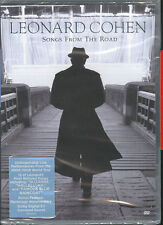 LEONARD COHEN - SONGS FROM THE ROAD - DVD (NUOVO SIGILLATO)