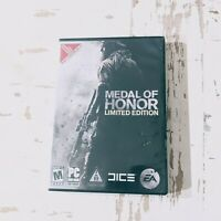 Medal Of Honor (2010) Limited Edition PC DVD-ROM Video Game