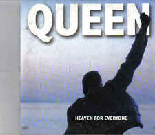 Queen-Heaven For Everyone cd single