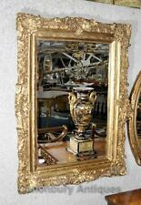 Glass Victorian 20th Century Antique Mirrors
