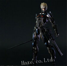 Metal Gear Solid Rising Revengeance Raiden Figure Cosplay Statue Doll