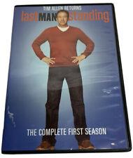Last Man Standing: Season 1 (DVD, 2014, 3-Disc Set)