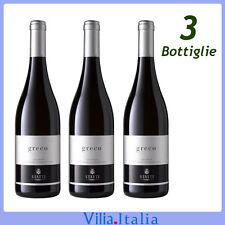 3 Bottiglie Vino Bianco Statti Greco Lamezia Cl 75 100% Greco IGT