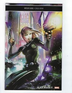 Black Widow # 1 Regular Cover NM Marvel (2018)