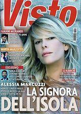 Visto.Alessia Marcuzzi,Paola Perego,Vanessa Hessler,Raffaella Fico,Morgan,Mango