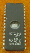 ST M27C256B-45XF1 DIP 256 Kbit 32Kb ?? 8 UV EPROM and