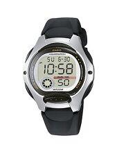 CASIO Kinderuhr Uhr Fun Timer LW-200-1AVEF in schwarz,Mädchenuhr,Jungenuhr NEU