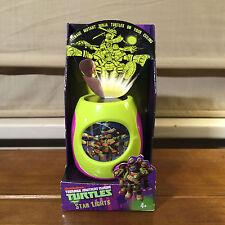 NEW Blip Toys #50378 Teenage Mutant Ninja Turtles Star Lights Ceiling Projector