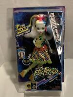 "Monster High Electrified ""High Voltage Frankie Stein"" Doll -Light Up Hair- 2016"