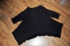 SUPERPOSITION pull tunique surdimensionné Jersey avec vagues COUSU COL CARMEN XL