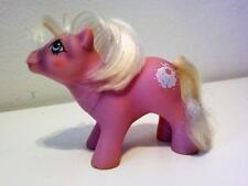 Vintage G1 My Little Pony Lullabye Nursery Baby Tiddly Winks toy 1985 1980s