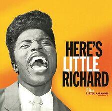 Little Richard - Here's Little Richard / Little Richard [New CD] Bonus Tracks, D