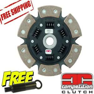 Stage 4 Competition Clutch 6 Puck Sprung Disc for Honda B16 B18 B20  99785-1620