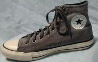 Converse  All Star chuck tailor Hi Top  Kange Ni Da Grey size 9.5 men's 11.5 wom