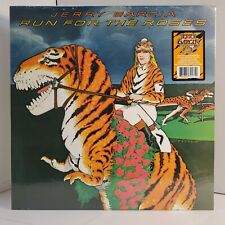 Run for the Roses by Jerry Garcia - (Orange & Black Marbled Vinyl, 2018) Sealed