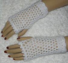 Ladies Victorian or American Civil War fingerless gloves reenactment costume (W)