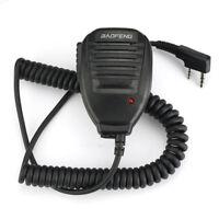 2Pin Speaker Hand Microphones BaoFeng UV-5R UV-5RA BF-888S Kenwood Walkie Talkie