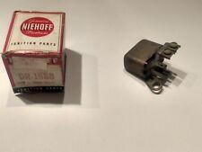 Niehoff Cadillac Checker Horn Relay Part # DR168B
