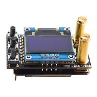AKK Diversity RX 5.8G 48CH FPV Receiver Module Built-in Low Power Buzzer SMA Two