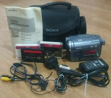 Sony Handycam Camcorder CCD-TRV228E Video Camera Recorder Hi8 Cassette Zoom 990