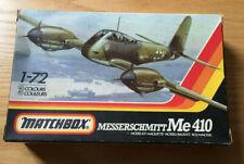 MATCHBOX MESSERSCHMITT Me 410  1/72