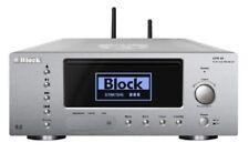 Audioblock BLOCK CVR-50 Silber All-in-One Receiver CD DAB+ Internetradio Bluetoo