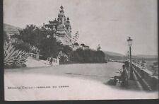 06 - CPA MONTE CARLO - Terrasse du Casino