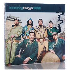 Hanggai Band Introducing Hanggai Band CD Chinese Band Mongolian Music Digipak