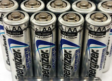 6 Energizer L91BP4 Ultimate Lithium AA Battery EXP 2036