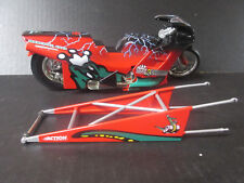 Gatornational 1999 Pro Stock Bike 1:9 Scale  Stock #101