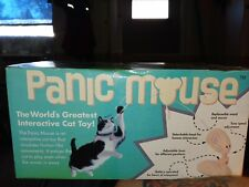 The Original Panic Mouse Interactive Cat Toy brand New still in box wraped