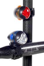 NUOVO VETTA MERCURIO LED Ciclo Luce anteriore e Tail Luce Set Anteriore e Posteriore Set