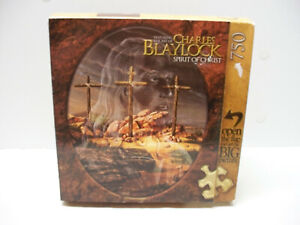 Spirit of Christ Charles Blaylock Jigsaw Puzzle 750 Pieces Master Pieces