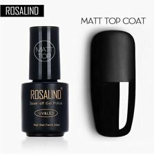 Rosalind Matte Top Coat for Nail Varnish UV/LED - NV0003
