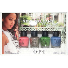 OPI Mini New Orleans Collection Spring 2016 Nail Lacquer Set Of 4 Mini's