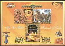 Elephants Indian Wild Animal Postal Stamps