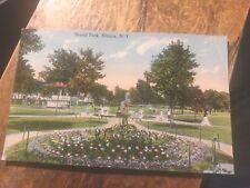 "ELMIRA NY Postcard ""  Brand Park "" Divided Back Postcard"