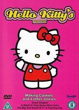 Hello Kitty's Paradise: Making Cookies (DVD, 2010)