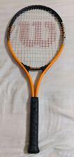 Wilson Ultra TI Titanium Soft Shock3   4 1/4 Grip Tennis Racquet L2